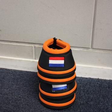 Manmat springschoen Oranje Nederlandse Vlag (set 4 st)