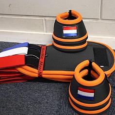 Manmat Nederland wedstrijdset maat XL
