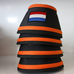 Manmat springschoen Nederlandse Vlag  zelf kleur kiezen XS-XL (set 4 st)