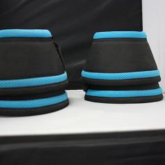 Set springschoenen ManMat maat M licht Blauw